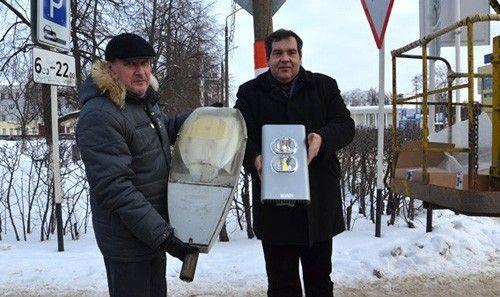 Зильберварг с чиновником Дзержинск, уральские самоцветы