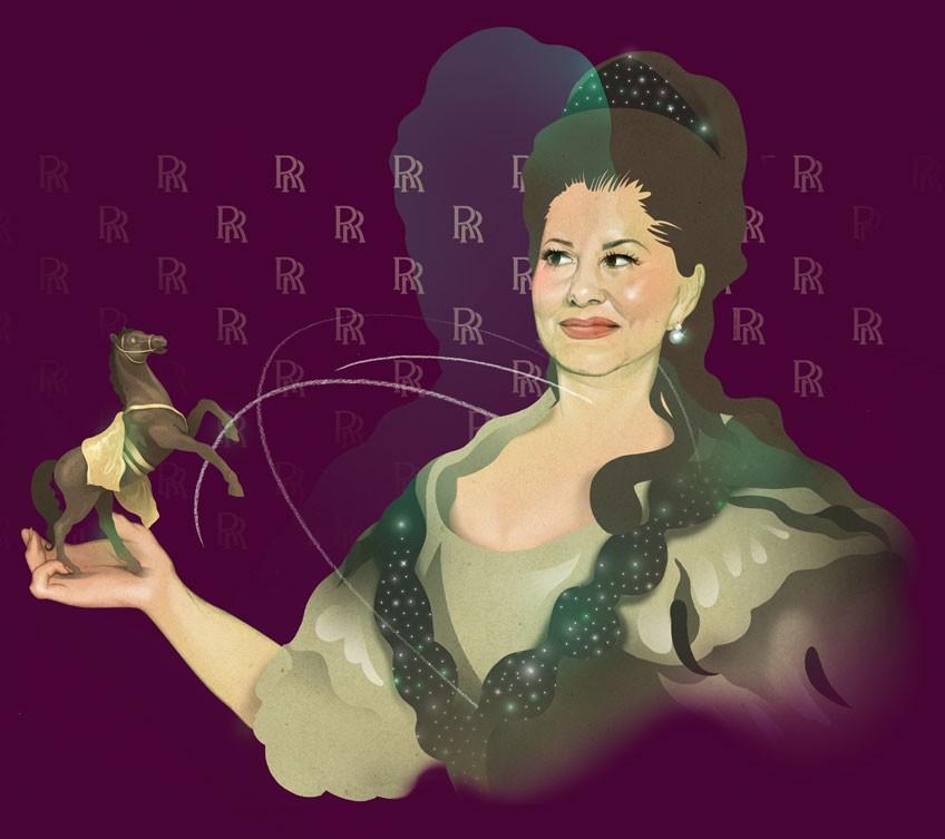 Портрет Марины Сечиной