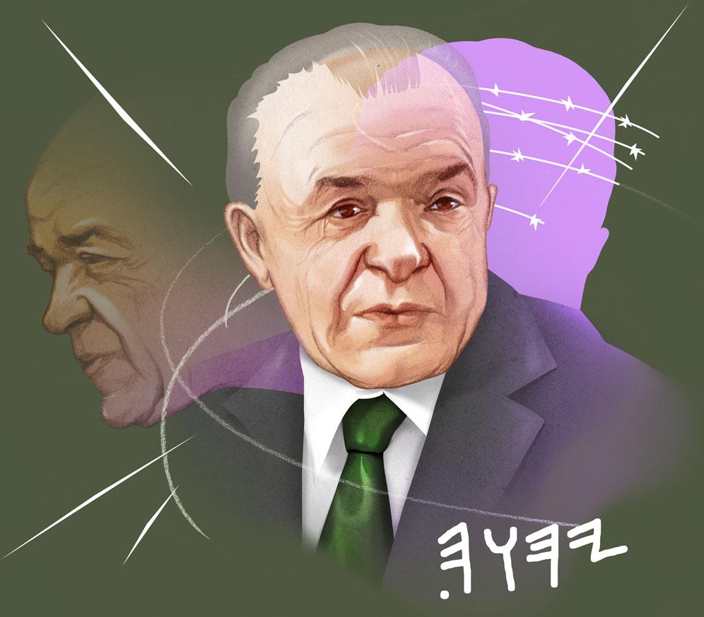 Василий Калин, главный свидетель Иегова в России