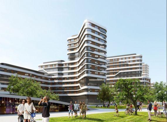 Самый масштабный проект «Дон-строя» — жилой комплекс «Символ» в 15 минутах езды от Кремля