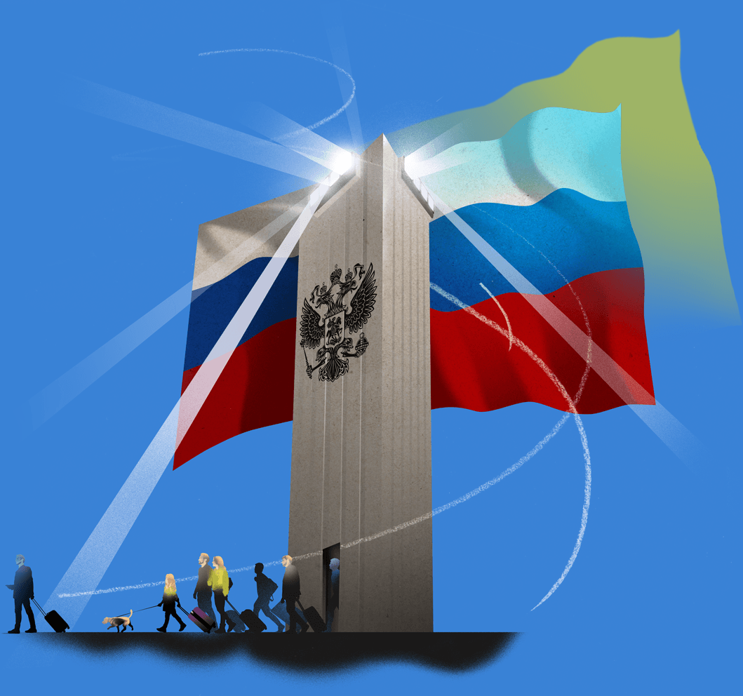Исследование эмиграции: сколько россиян уезжают из страны
