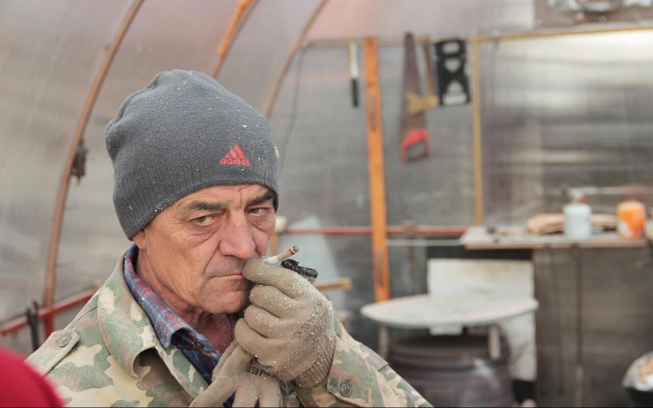 Андрей Суханов, Листвянка