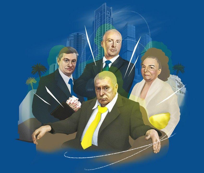 Как ЛДПР стала бизнесом для семьи и окружения Владимира Жириновского